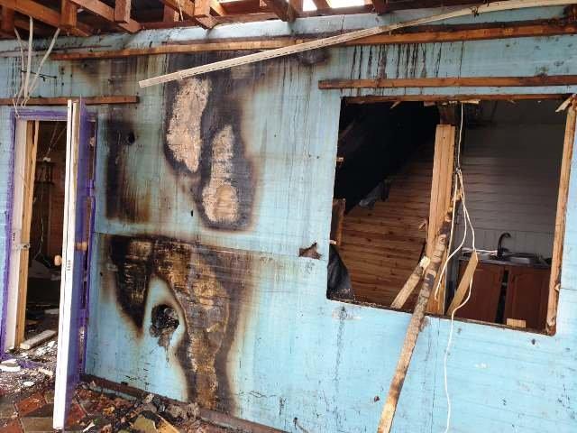 У Новограді-Волинському вогнеборці врятували продуктовий магазин, що зайнявся від «буржуйки», фото-1