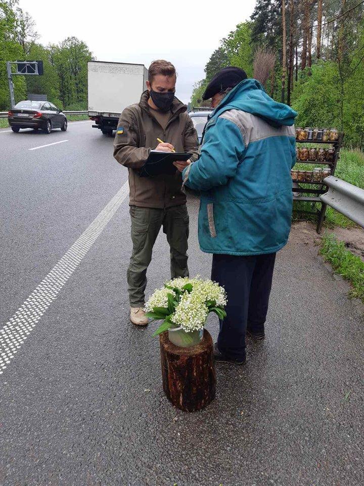 Екологічна інспекція закликає припинити збір, і торгівлю червонокнижних та раньоквітучих рослин, фото-1