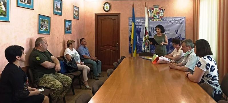 У Новограді-Волинському привітали Почесних донорів, фото-3