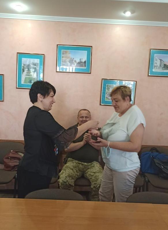 У Новограді-Волинському привітали Почесних донорів, фото-2