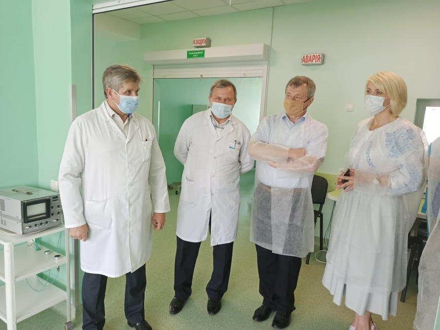 У Новограді перевірили забезпечення засобами індивідуального захисту та медичним обладнанням КНП «Новоград-Волинське міськрай ТМО», фото-3