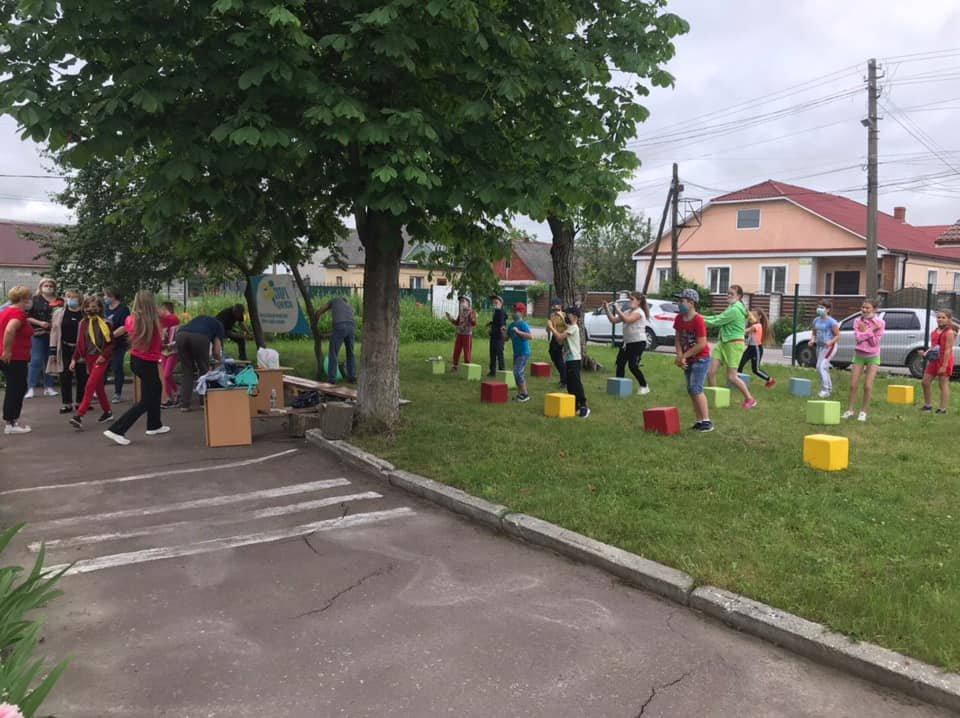 У Новограді пройшов фізкультурно-оздоровчий міні-захід «Олімпійське літо», фото-2