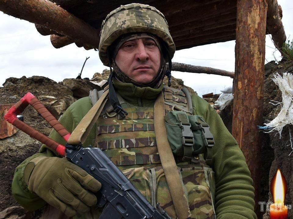 Сьогодні попрощалися із військовим 30-ї бригади Леонідом Добрянським, фото-2