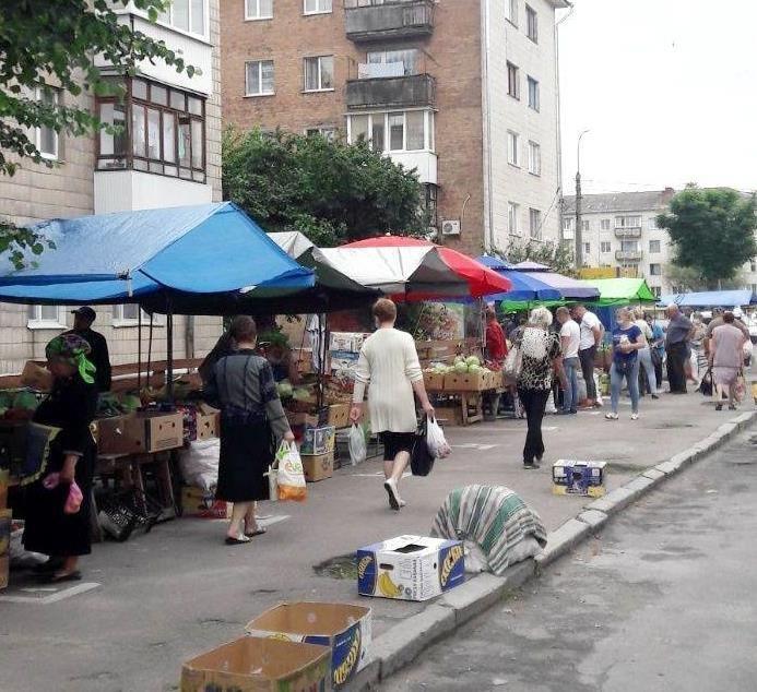 У Новограді-Волинському зміни в організації торгівлі на ринку «Тандем» , фото-2