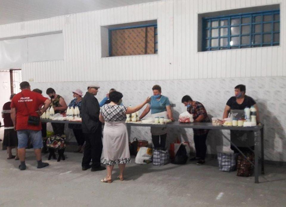 У Новограді-Волинському зміни в організації торгівлі на ринку «Тандем» , фото-1