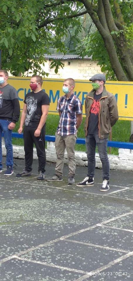 Новоград-Волинських юнаків відправили на строкову військову службу, фото-2