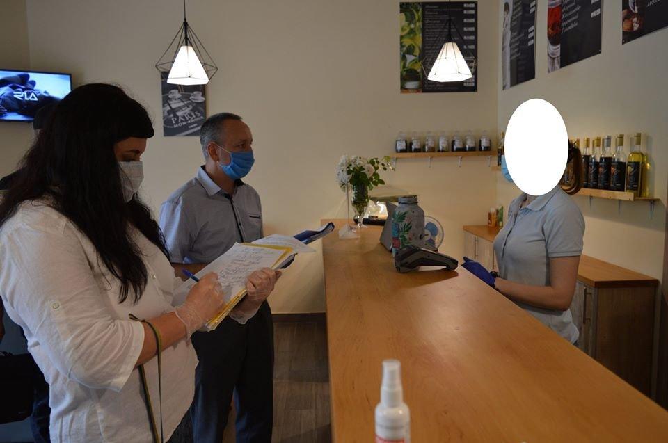 У Новограді-Волинському продовжують перевіряти об'єкти торгівлі, фото-1