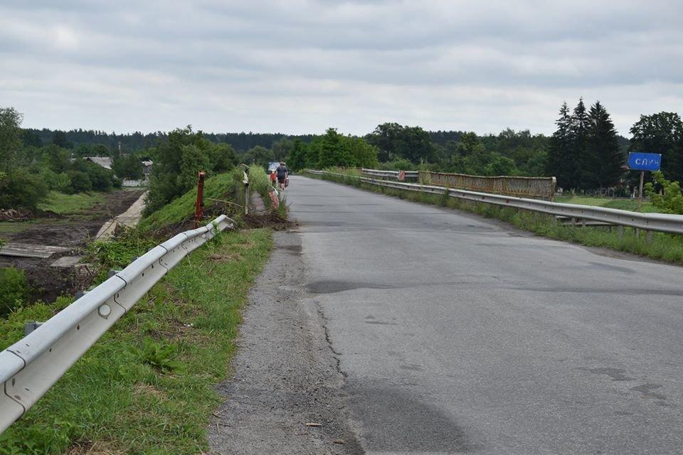 У селі Чижівка розпочато капітальний ремонт мосту через річку Случ , фото-1
