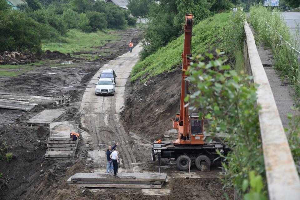 У селі Чижівка розпочато капітальний ремонт мосту через річку Случ , фото-2