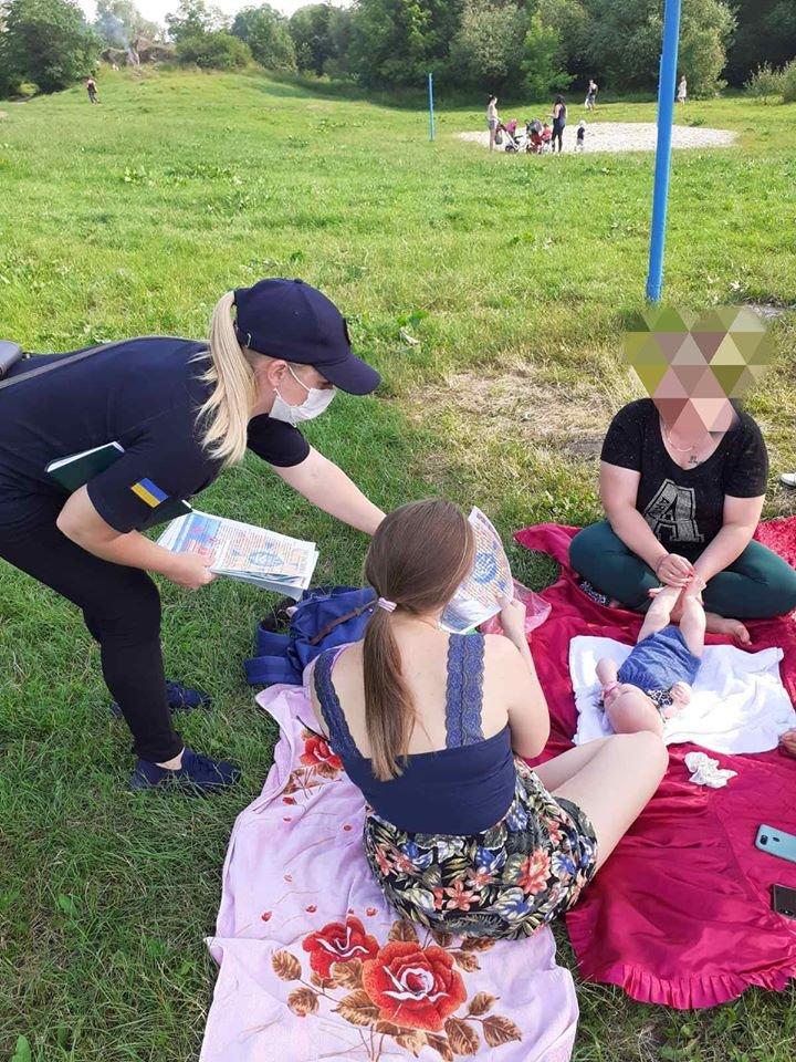 У Новограді-Волинському знову проведено рейд з метою здійснення контролю за дітьми, фото-1