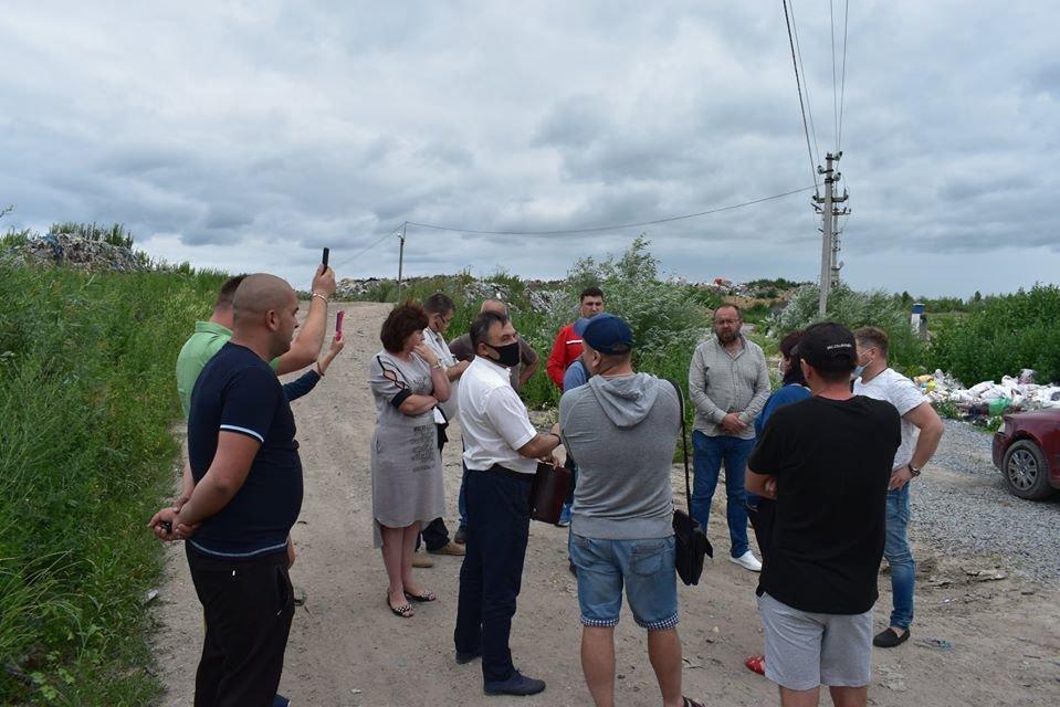 Сміттєві ігри, або як вирішують питання з відходами в Новоград-Волинській ОТГ, фото-2
