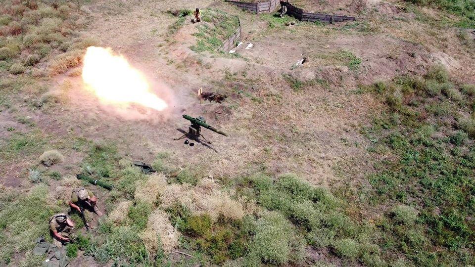 Протитанкісти 30-тої бригади кращі в зоні ООС, фото-2