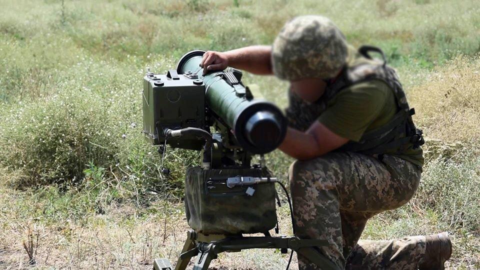 Протитанкісти 30-тої бригади кращі в зоні ООС, фото-3