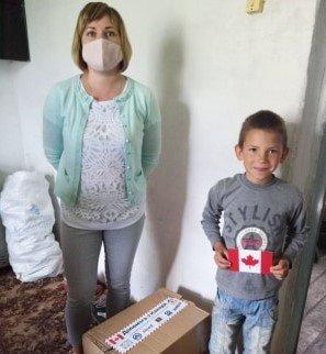 Допомогу від української діаспори з Канади отримали сім'ї Новоград-Волинського району, фото-4