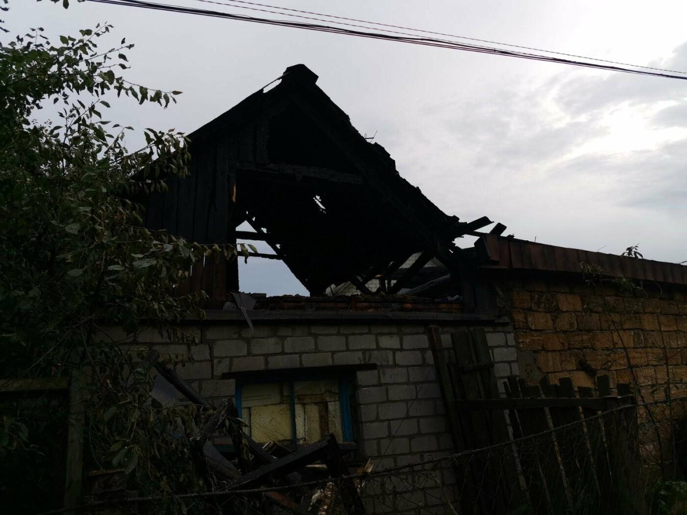 У Новограді-Волинському сталася пожежа (ФОТО), фото-1