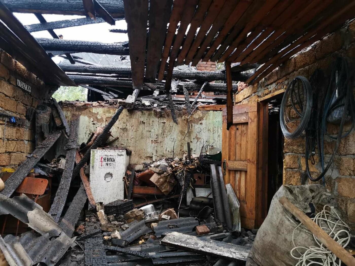 У Новограді-Волинському сталася пожежа (ФОТО), фото-2