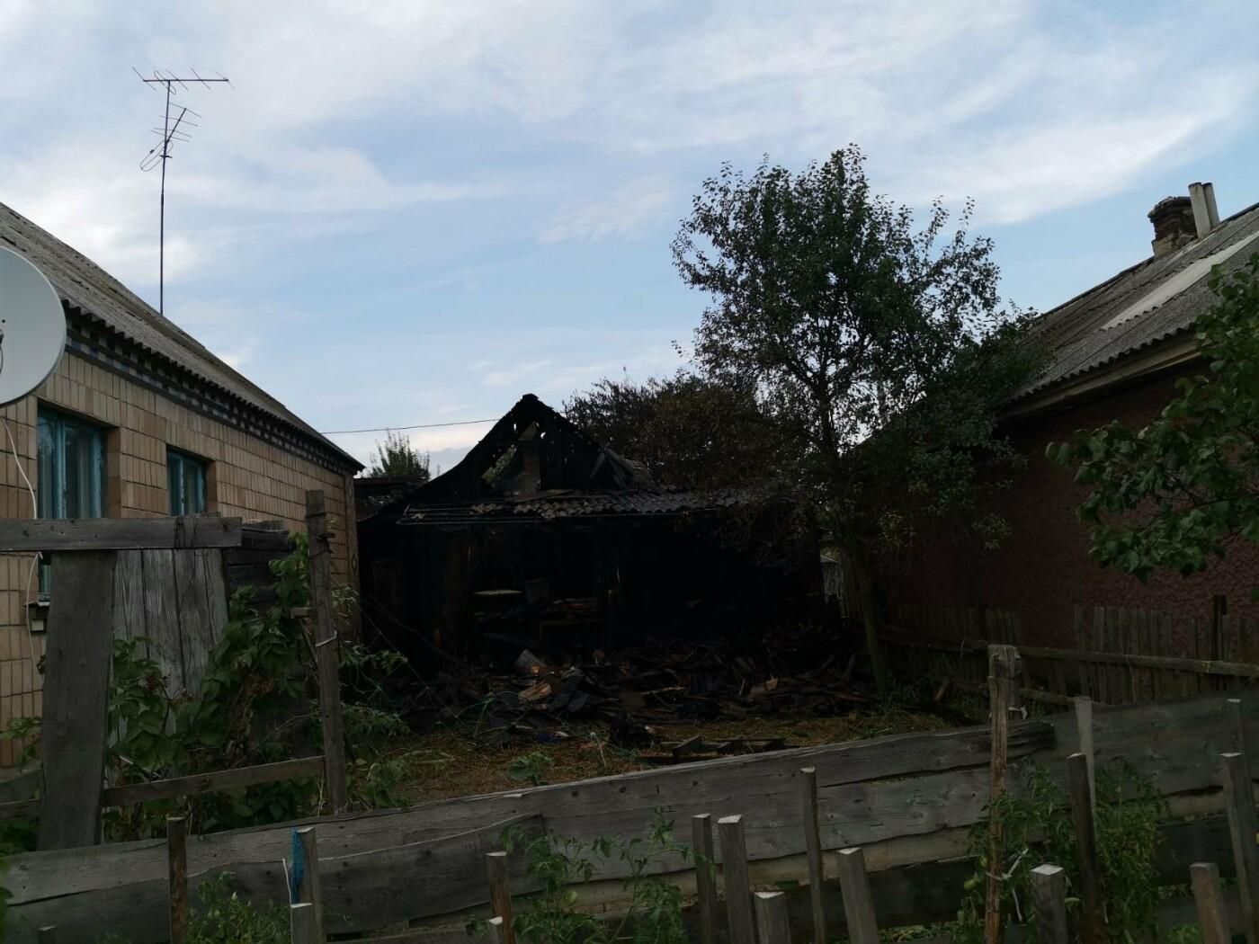У Новограді-Волинському сталася пожежа (ФОТО), фото-3