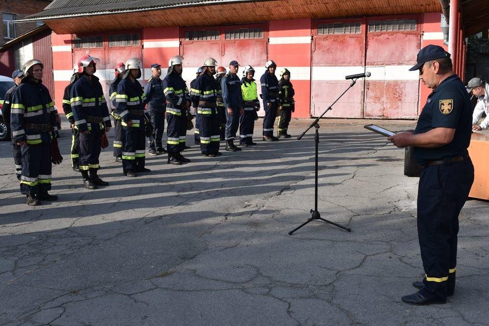 У Новограді-Волинському відзначили День рятівника, фото-3