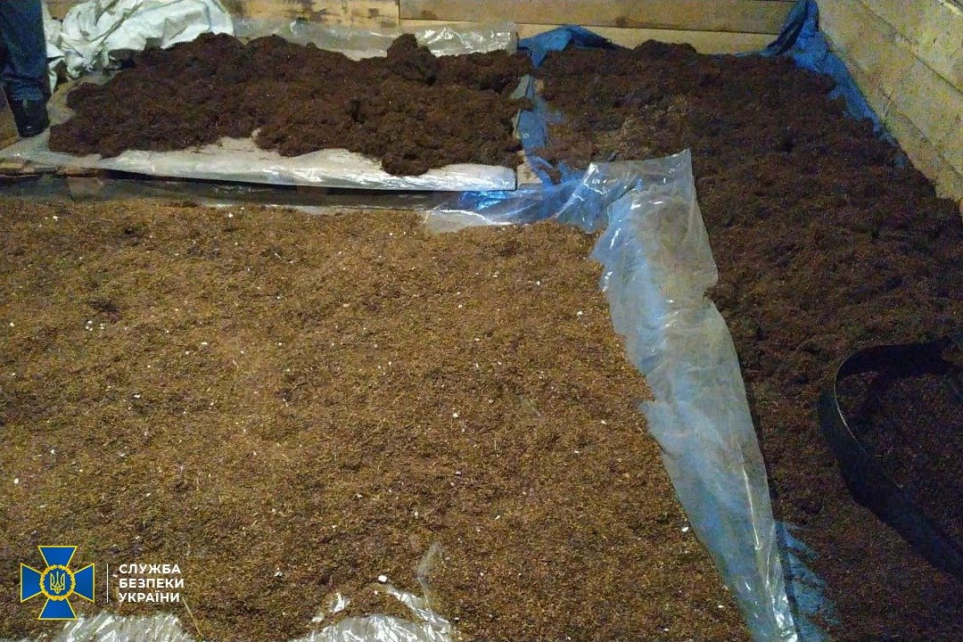 На Житомирщині СБУ викрила контрабанду підакцизних тютюнових товарів, фото-2