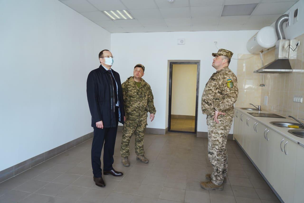 Голова обласної ради відвідав 30-ту окрему механізовану бригаду імені Костянтина Острозького, фото-2