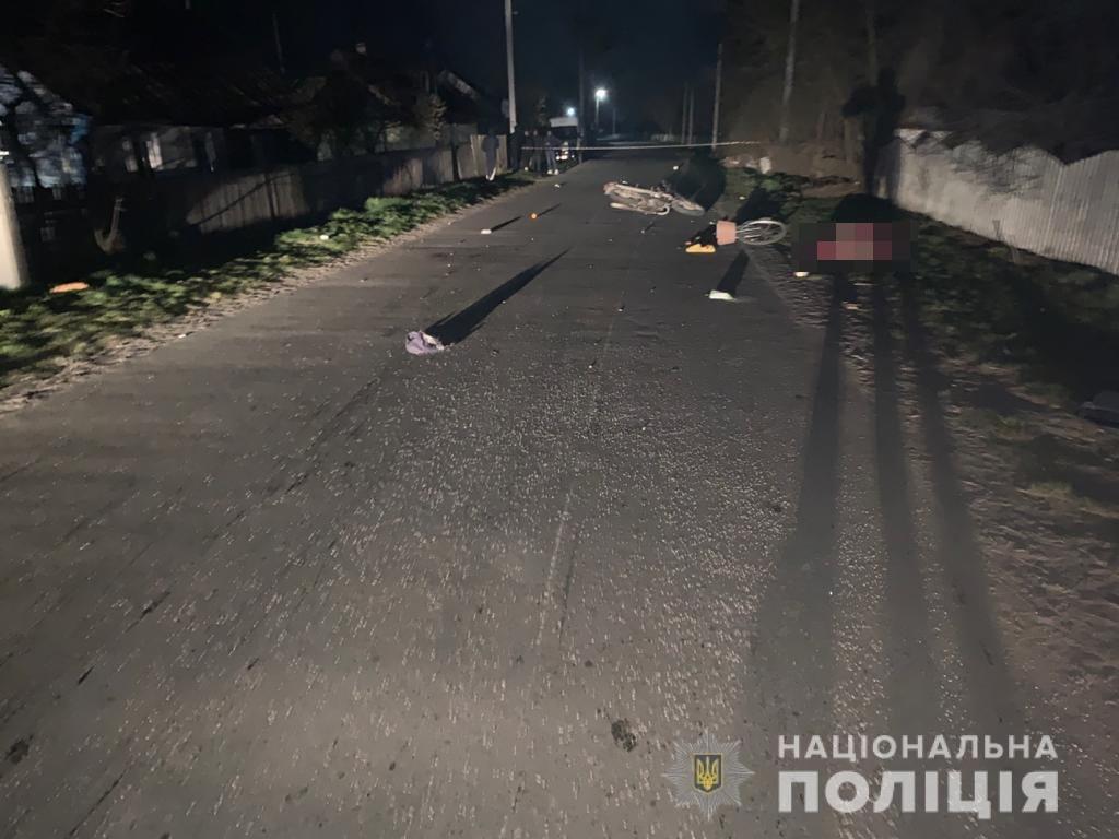 На Новоград-Волинщині в ДТП загинула велосипедистка, фото-1