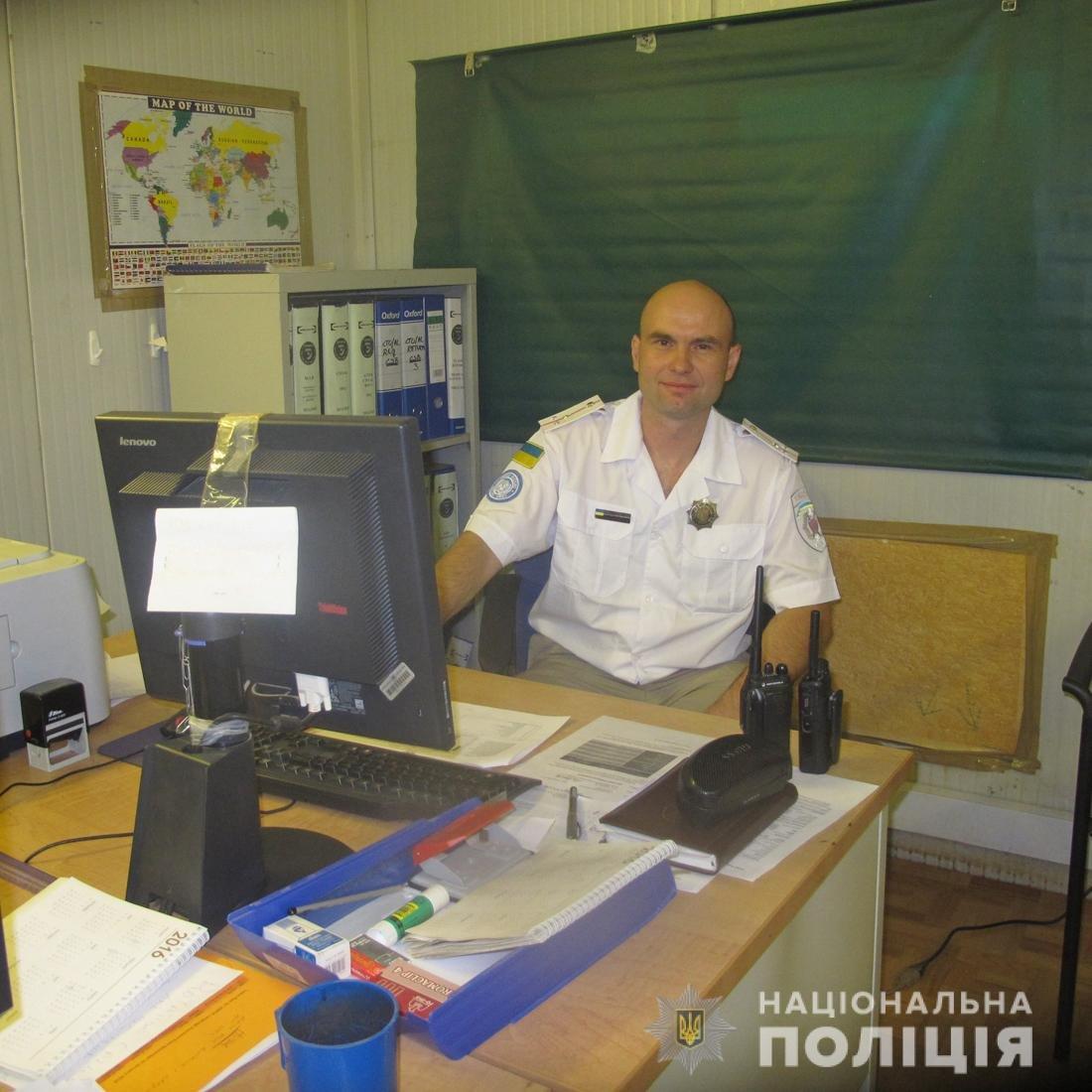 Володимир Добровольський - поліцейський Житомирщини за якого не соромно, фото-6