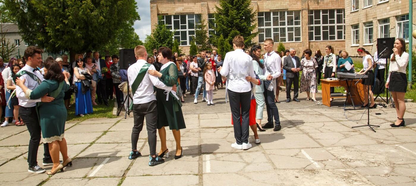 Останній дзвоник пролунав у Городницькій школі, фото-2