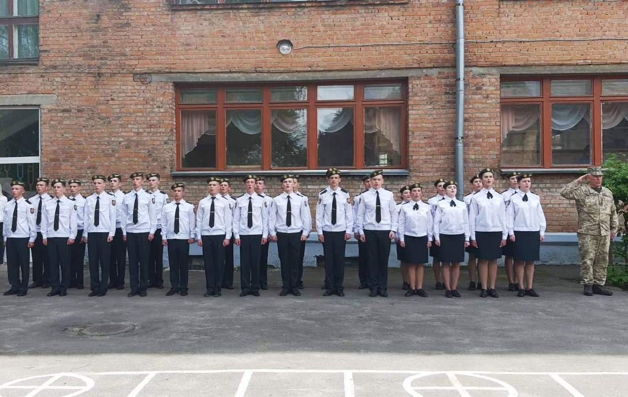 Свято останнього дзвоника відбулося у Новоград-Волинському ліцеї з посиленою військово-фізичною підготовкою, фото-1
