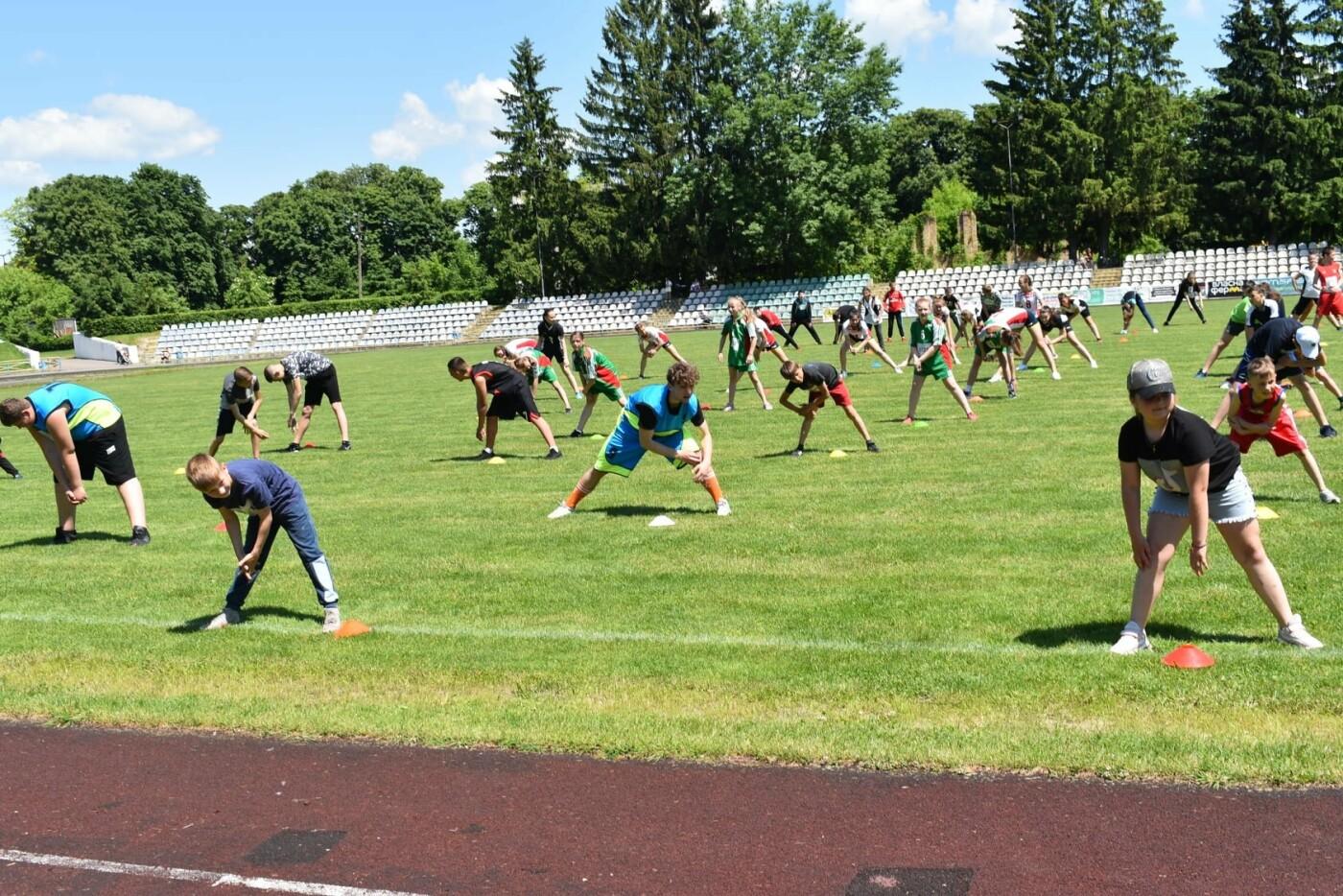 У Новограді відбувся легкоатлетичний пробіг під назвою «Рух – це здорово», фото-3