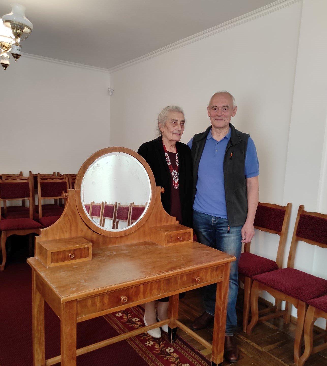 Колекція музею Лесі Українки поповнилася реліквією з родини Драгоманових-Косачів, фото-1