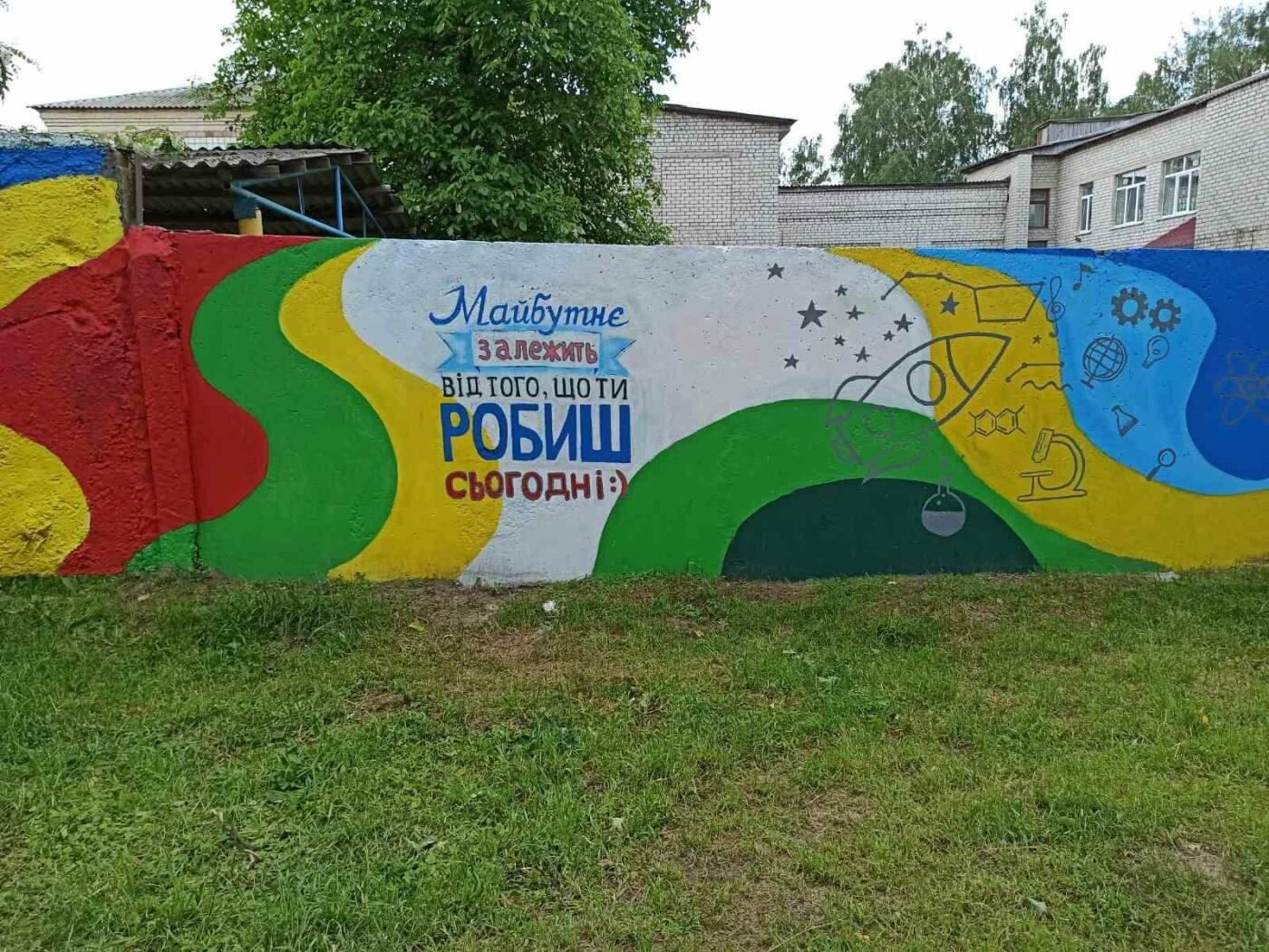 У Новограді-Волинському відкрили мурал «Україна  - це ми», фото-3