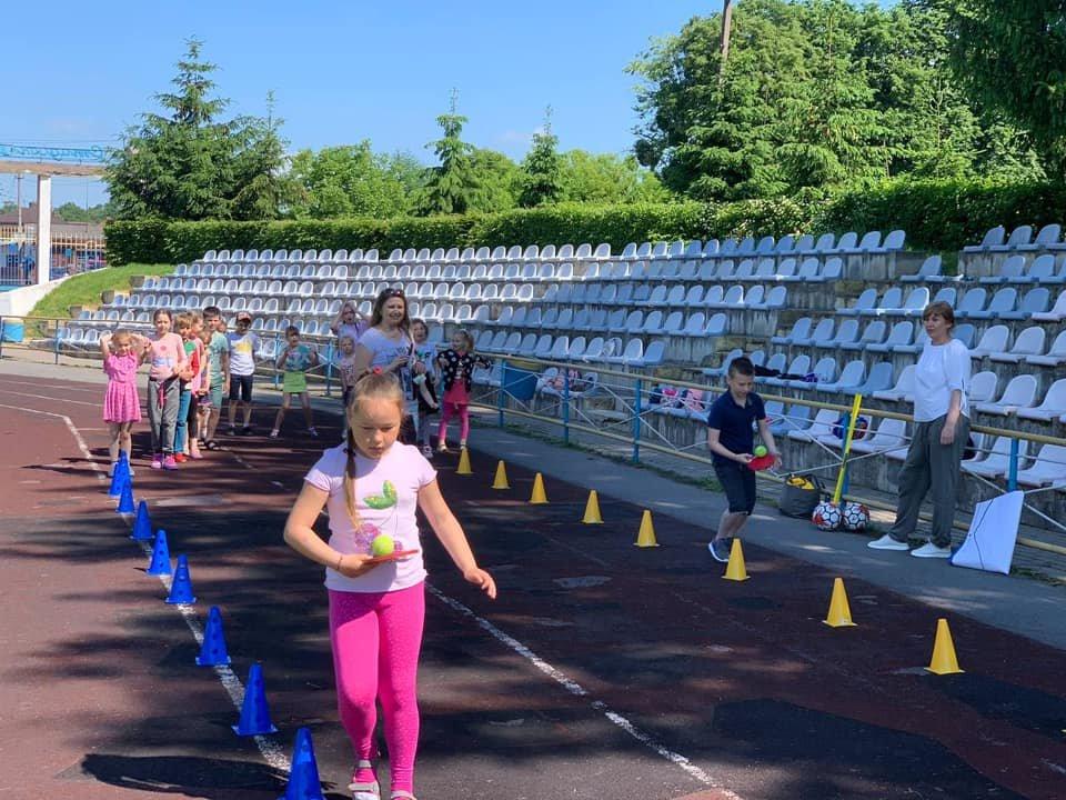 У Новограді відбувся фізкультурно-оздоровчий захід «Олімпійське літо», фото-2
