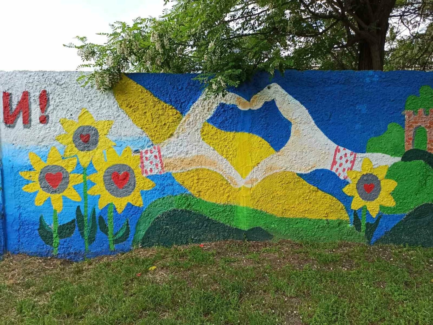 У Новограді-Волинському відкрили мурал «Україна  - це ми», фото-5