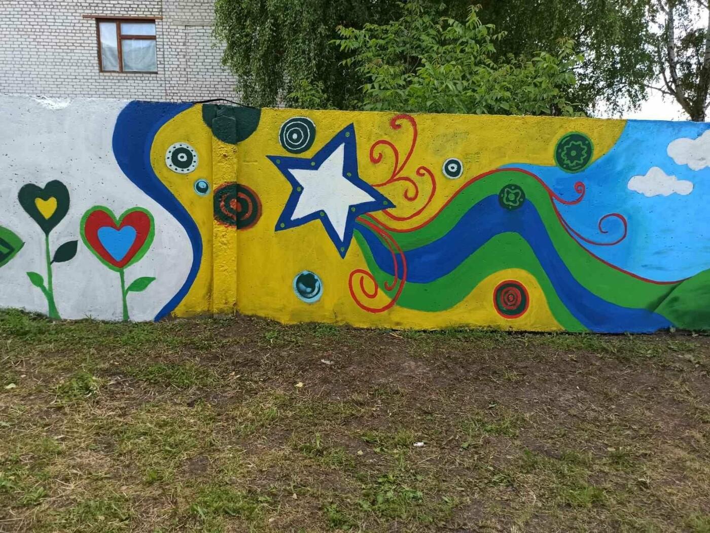 У Новограді-Волинському відкрили мурал «Україна  - це ми», фото-2