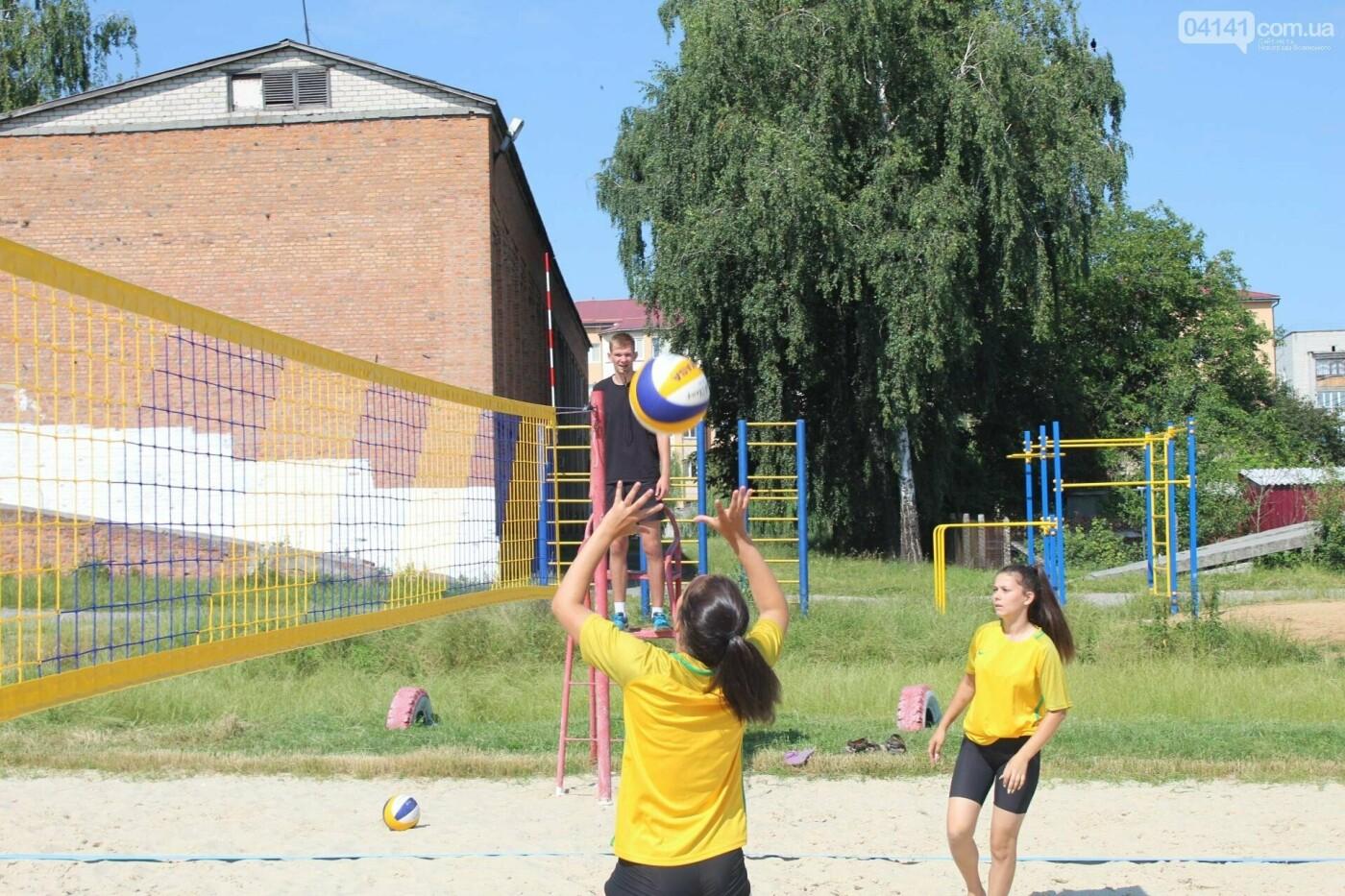 У Новограді-Волинському відбувся турнір з пляжного волейболу (ФОТО, ВІДЕО, РЕЗУЛЬТАТИ), фото-1