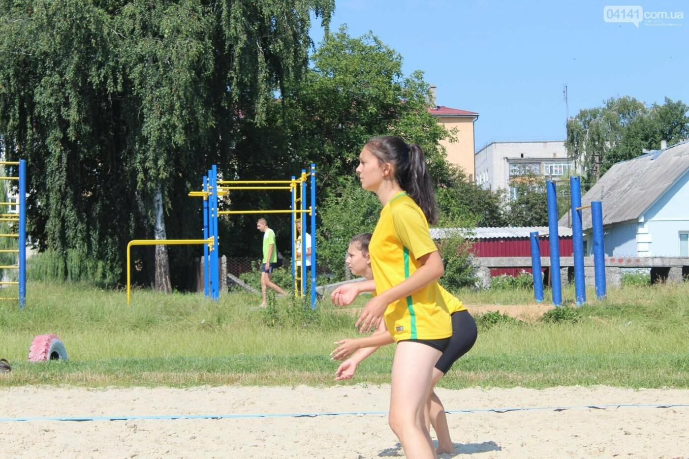У Новограді-Волинському відбувся турнір з пляжного волейболу (ФОТО, ВІДЕО, РЕЗУЛЬТАТИ), фото-3