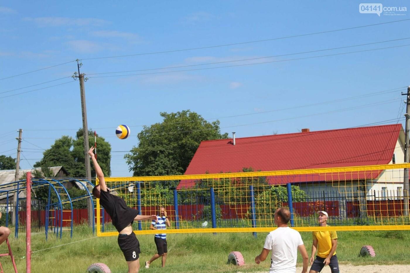 У Новограді-Волинському відбувся турнір з пляжного волейболу (ФОТО, ВІДЕО, РЕЗУЛЬТАТИ), фото-2