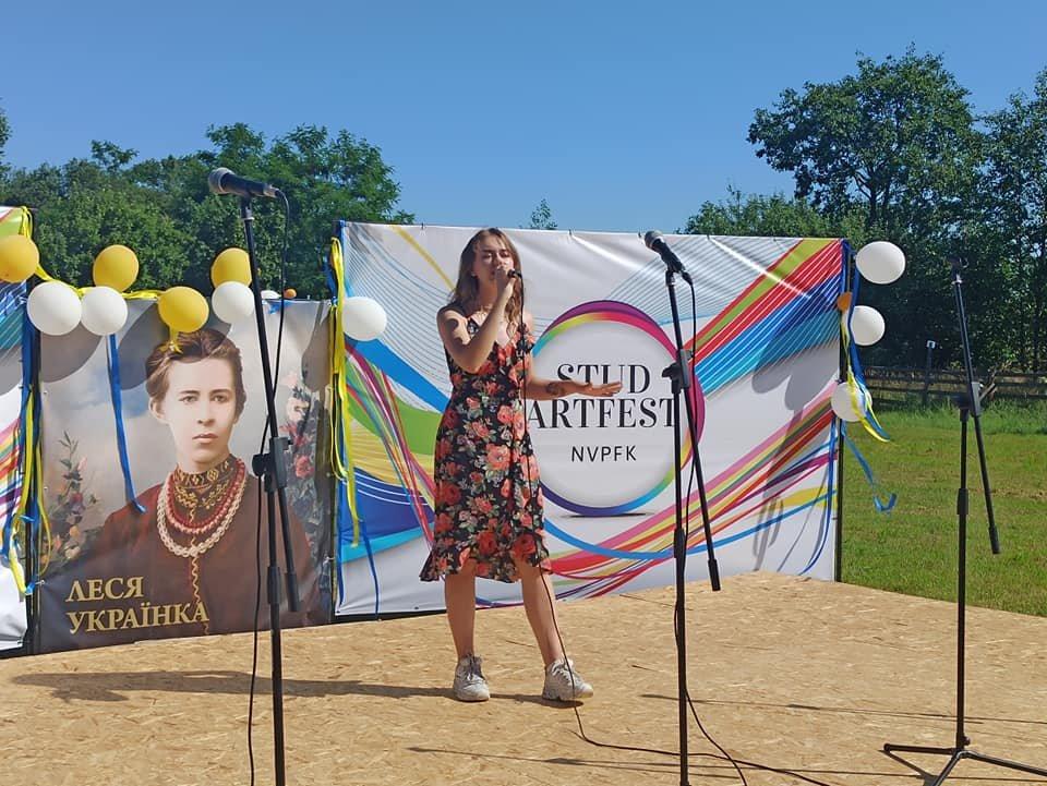 На Новоград-Волинщині провели триденний арт-фестиваль для студентів, фото-7
