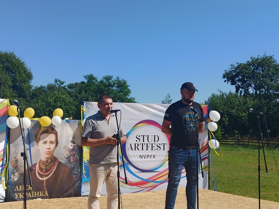На Новоград-Волинщині провели триденний арт-фестиваль для студентів, фото-6