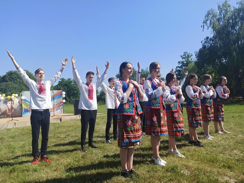 На Новоград-Волинщині провели триденний арт-фестиваль для студентів, фото-5