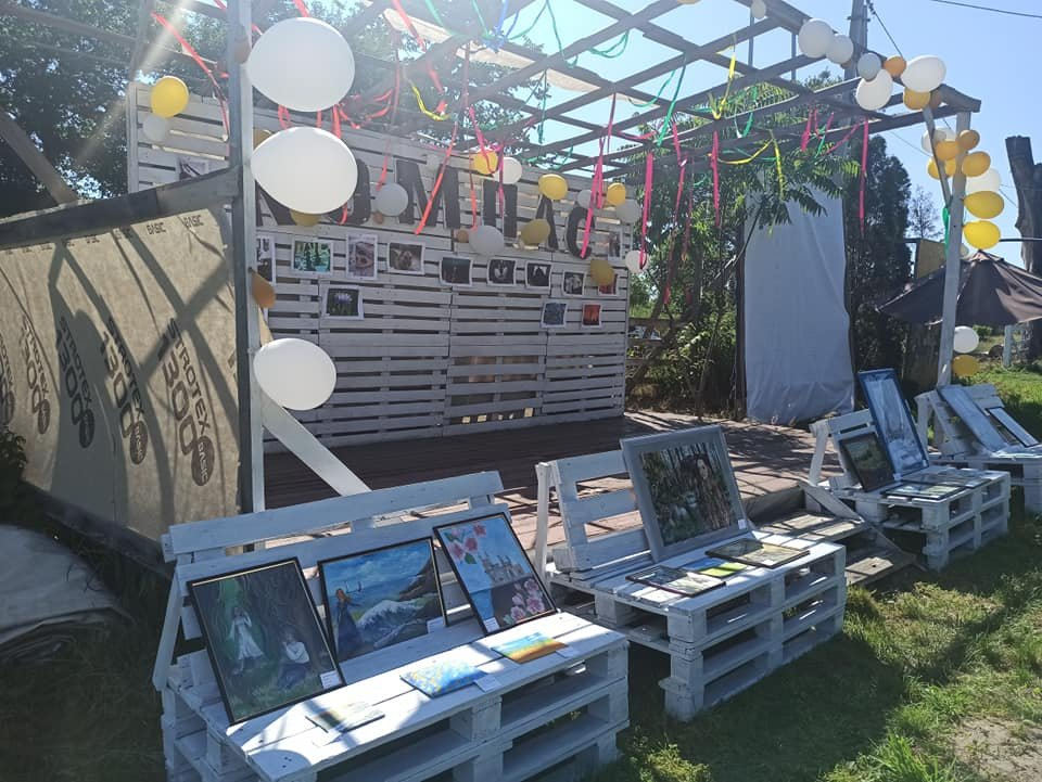 На Новоград-Волинщині провели триденний арт-фестиваль для студентів, фото-2