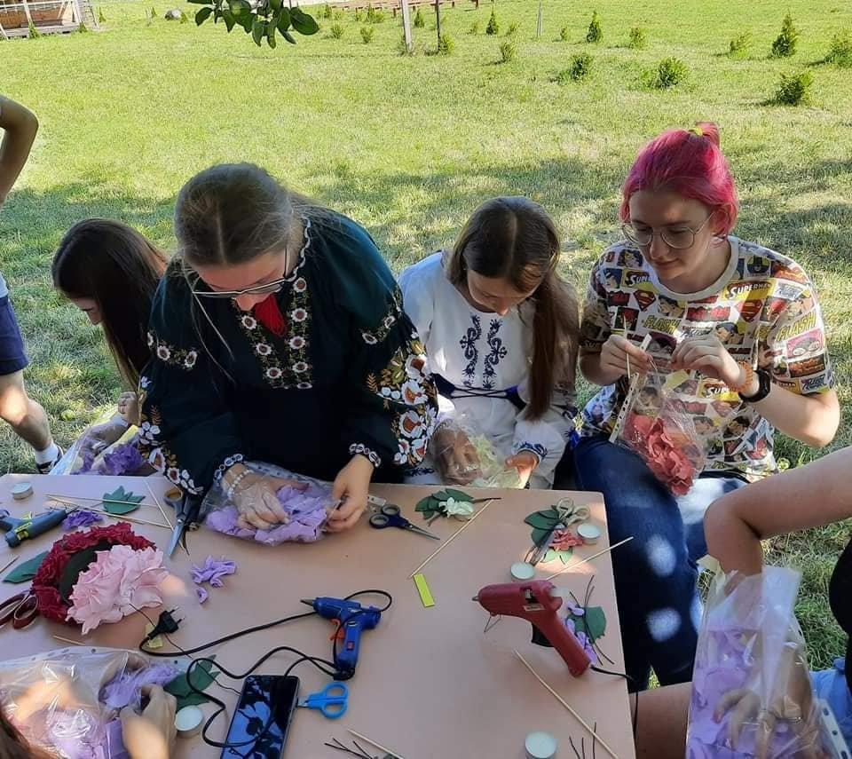 На Новоград-Волинщині провели триденний арт-фестиваль для студентів, фото-4
