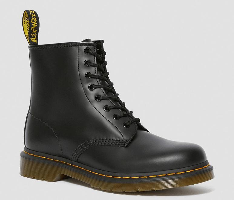 Брутальные и популярные ботинки Dr. Martens - модель 101